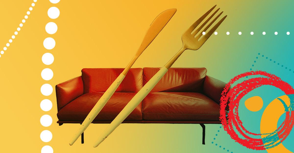 Degustazioni sul divano